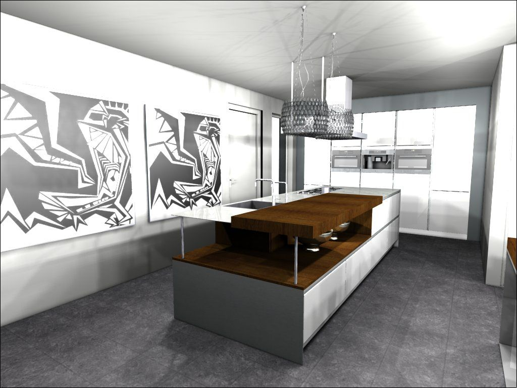 Keuken ontwerpen gratis keuken aan tuin d keuken for Keuken ontwerp programma downloaden