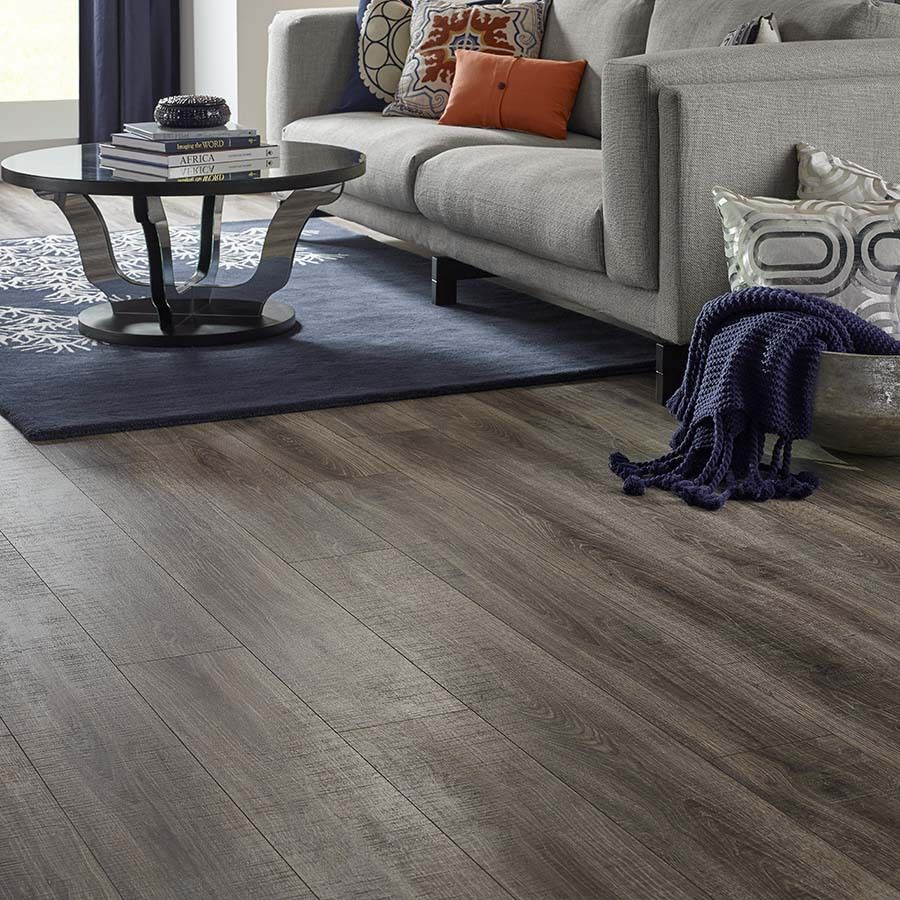 Shop Pergo Max Premier 7 48 In W X 4 52 Ft L Heathered Oak