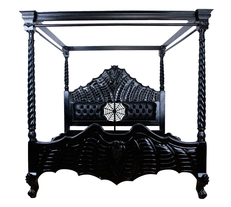 Vamp Couture King Bed In 2020 King Beds Romantic Bed