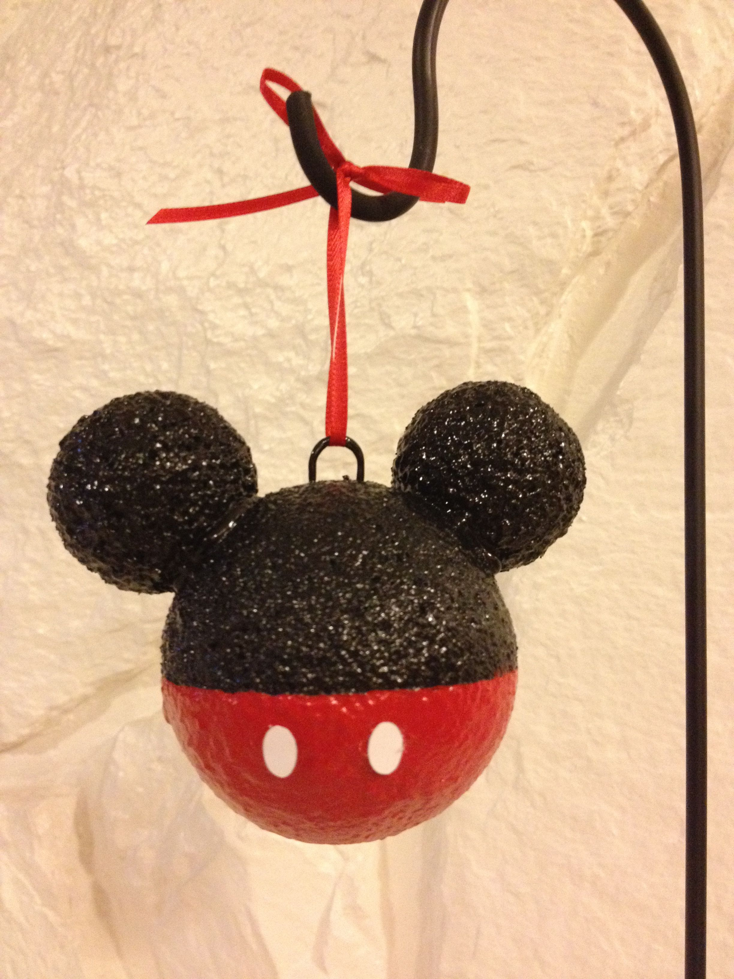 Mickey Mouse Ornament Been There Done That Pinterest