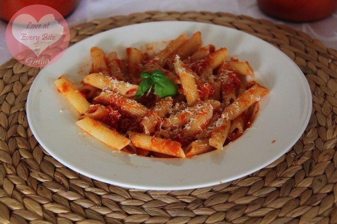 Passata al Pomodoro, Tomato Passata