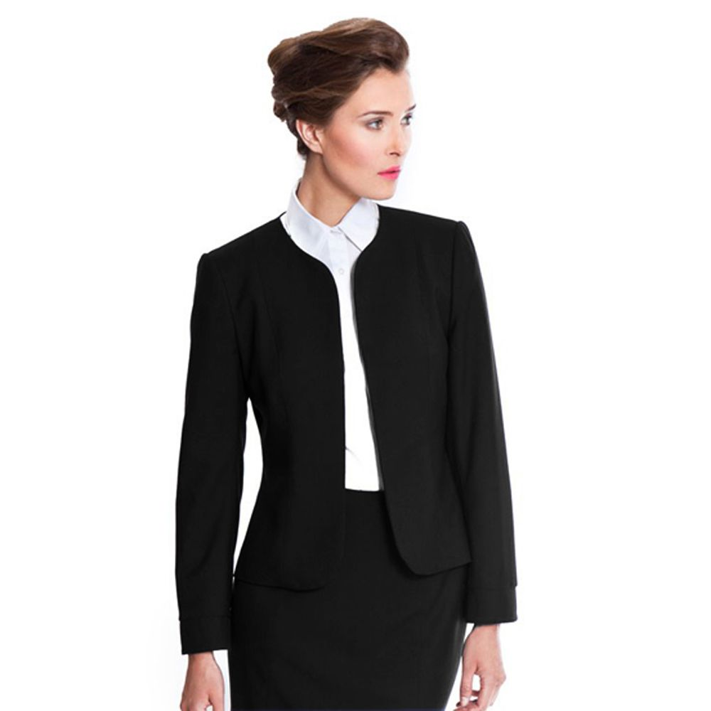 Black Suit Jacket Women