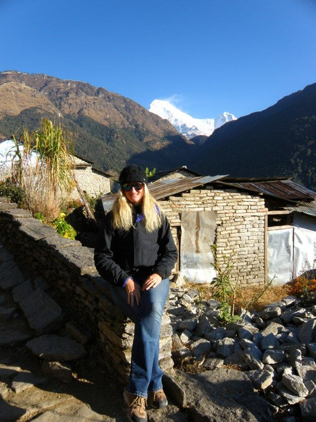 Nepal's Poon Hill Trek, Day 2: Ulleri to Ghorepani - Gypsy Giraffe