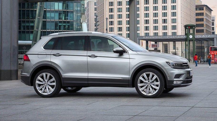 2020 VW Tiguan Exterior, Changes, Interior & Price
