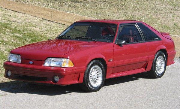 1987 Ford Mustang Gt Mustang Ford Mustang Mustang Gt
