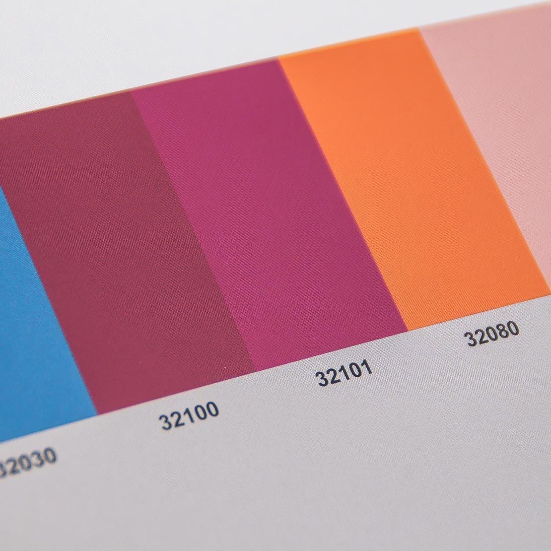 Scandinavian Interiordesign Colors: Le Corbusier's Colour Keyboards