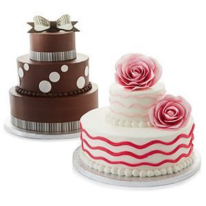 Pleasant 2 Tier Chocolate Cake With Butrcreme Icing Sams Club With Personalised Birthday Cards Veneteletsinfo