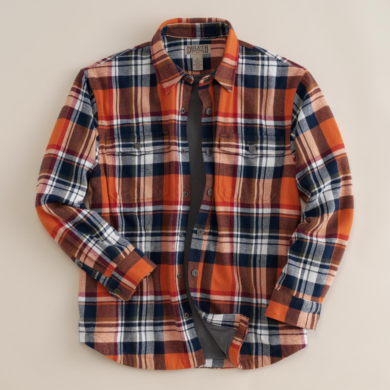 Men S Flapjack Flannel Shirt Jac Flannel Shirt Fleece