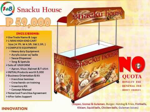 Food and Beverage Open for Franchise - JuanTambayan Free Classified