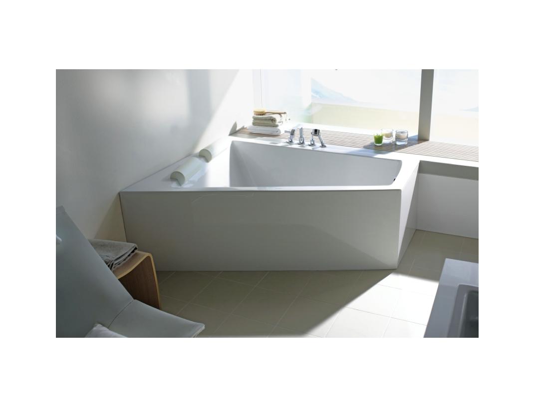 duravit duravit paiova badekar mintergr panel 1800x1400 mm hyre hjrne