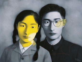 works: Zhang Xiaogang