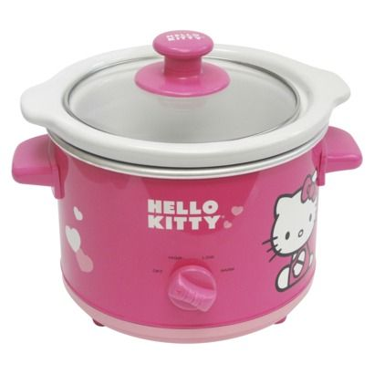 White Chocolate Peppermint Pretzel Candy made (very easily) in the crock  pot Hello Kitty 002dc83a52040