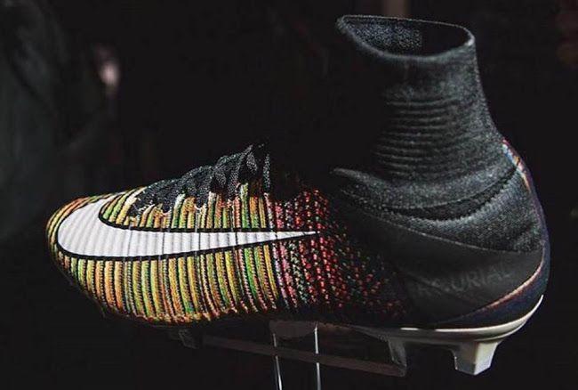 Nect gen Nike soccer boots