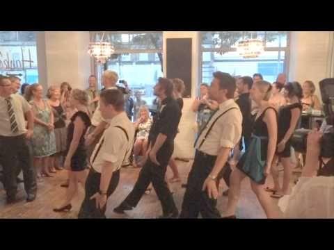Gay Wedding Party Does A Glee Flashmob At The Reception Gay Stuff