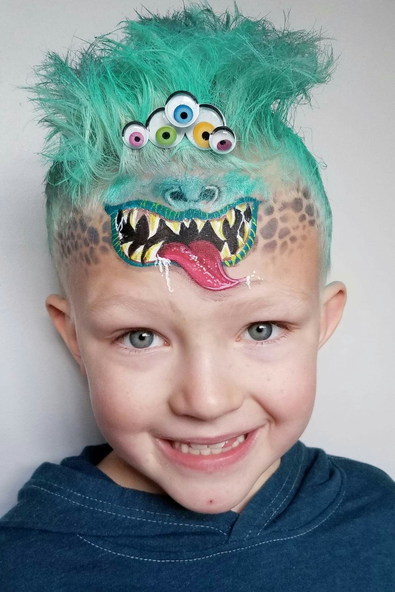 Monster Fp Crazy Hair Day Crazyhairday Monster Fp Crazy Hair Day Crazy Hair Crazy Hair Boys Crazy Hair Days
