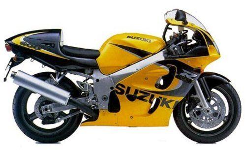 Suzuki Gsxr600 Factory Service Manual 1997 2000 Download Repair Manuals