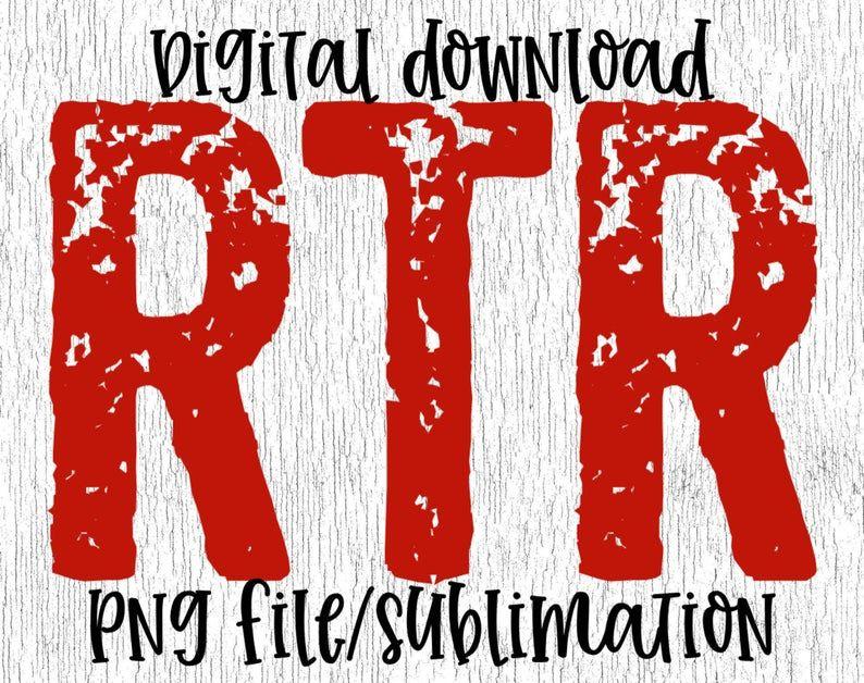 Roll Tide Roll Sublimation Digital Download Png File Alabama Etsy Digital Monogram Decal Roll Tide