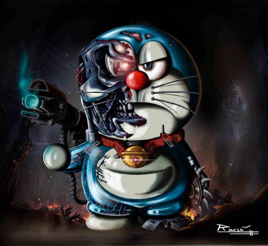 Doraemon Acabado By Oskar7 On Deviantart In 2020 Doraemon Wallpapers Doremon Cartoon Cartoon Wallpaper Hd