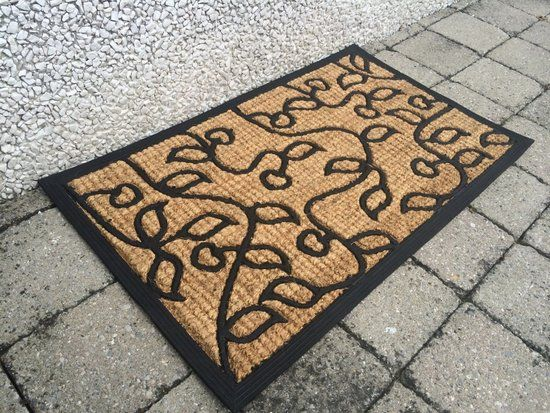 Klassieke Kokos & rubbermat, structure 300 45x75cm