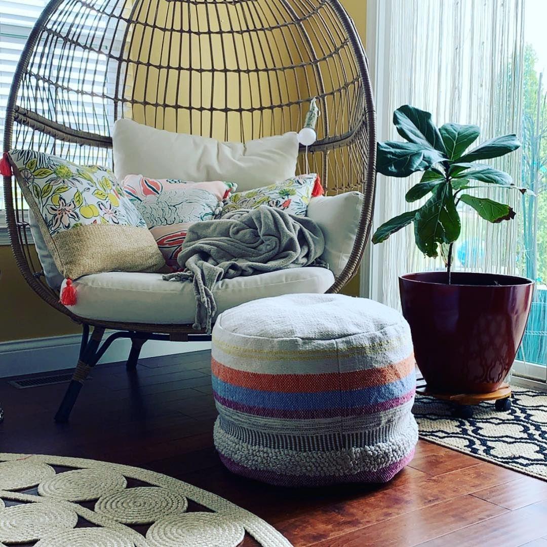Southport Patio Egg Chair Opalhouse Chair, Composite