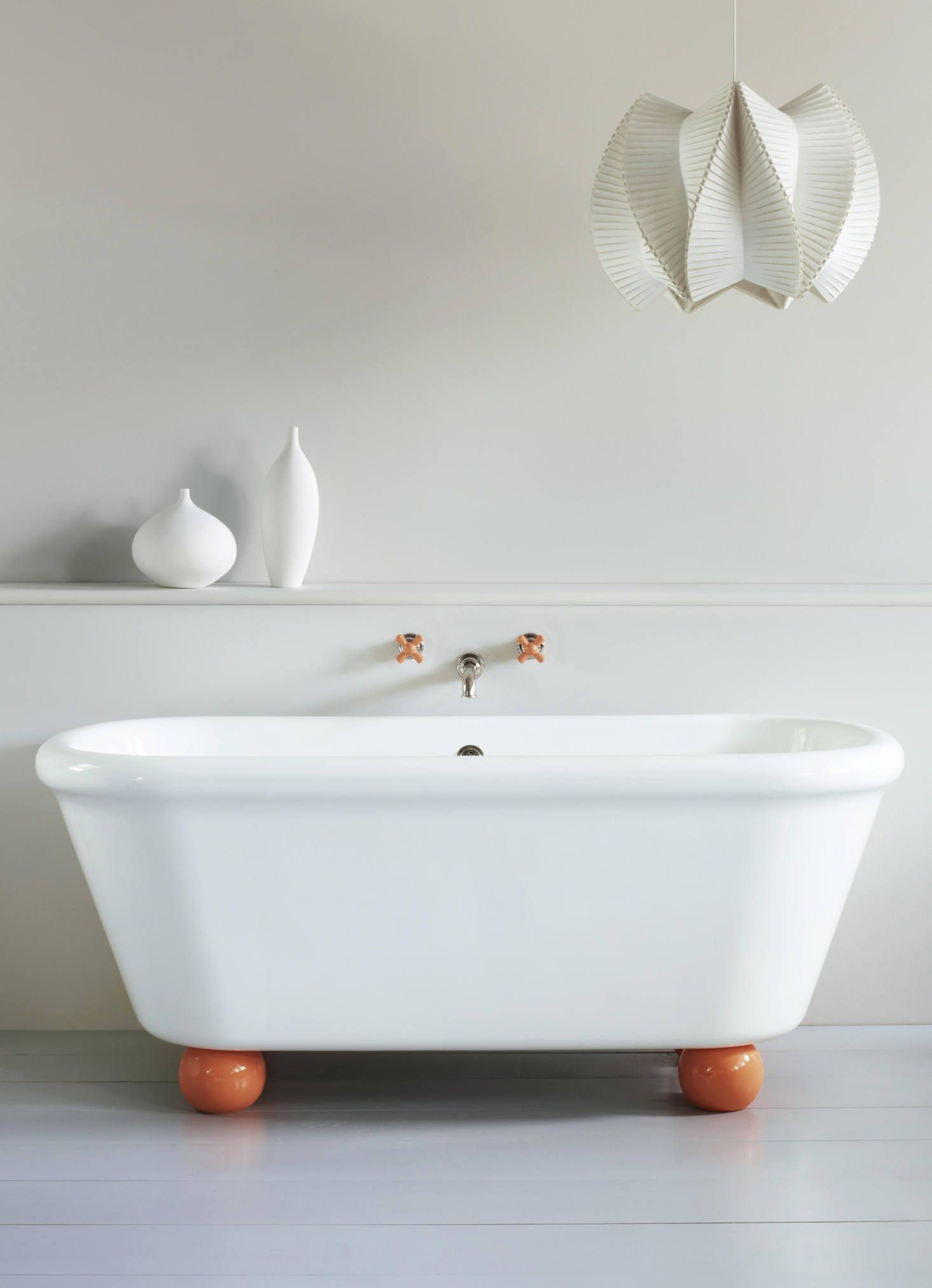 Retro Bath Fixtures in Retro Colors from the Water Monopoly | Bath ...