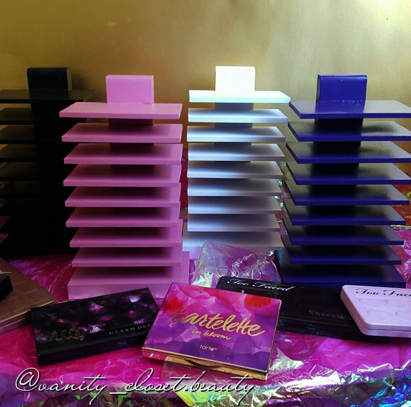 Whats Your Favorite Color Look At Our Bella Palette Holders