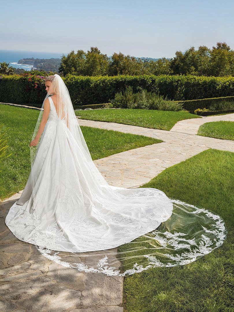 Style 2372 Vivian Casablanca Bridal Casablanca Bridal Gowns