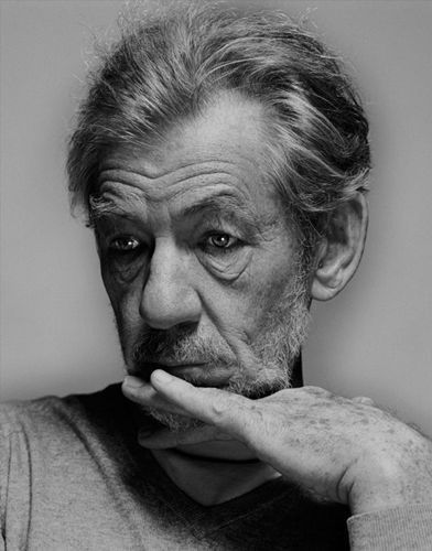 I worked with Sir Ian McKellan during awards season when he was nominated for Gods and Monsters and he is as fantastic a person as he is an actor.  What a treat it was to work with him.