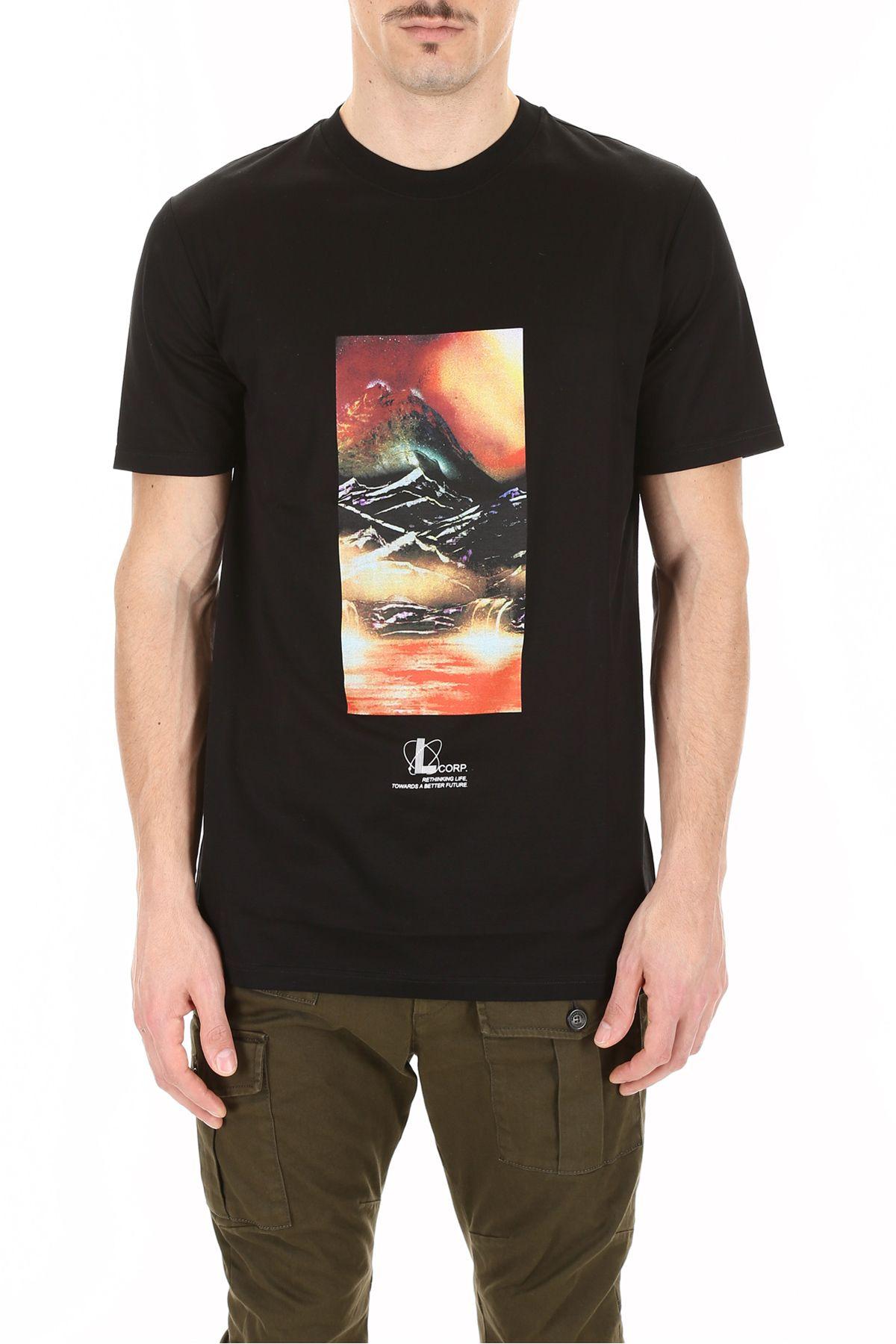 3bbc15834dc LANVIN TOURIST LANDSCAPE T-SHIRT. #lanvin #cloth | Lanvin | Shirts ...