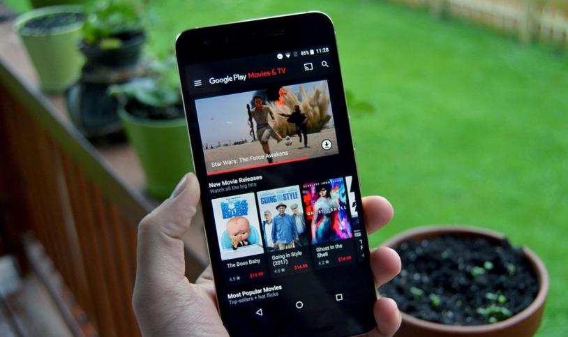 جوجل تستعد لدعم أفلام 4K على جوجل بلاي Google play, Tv