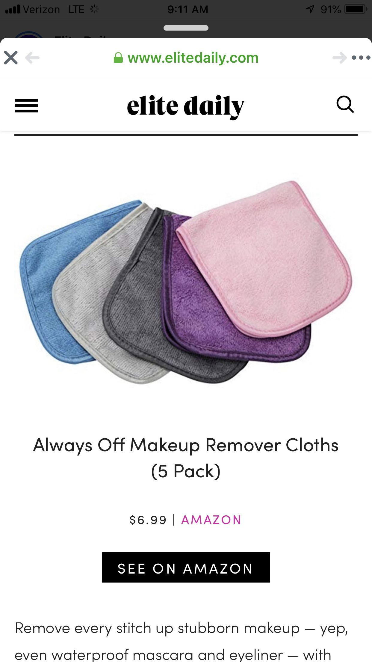 Pin by Keri Burwell on Gift ideas Remove makeup from