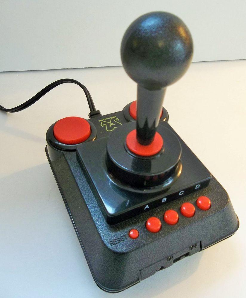 Commodore 64 Joystick Mammoth Toys Video Game Joy Stick 30