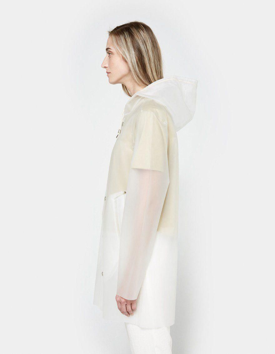 8268e3fce Stockholm Transparent Rain Coat #RaincoatMaterial | Raincoat ...