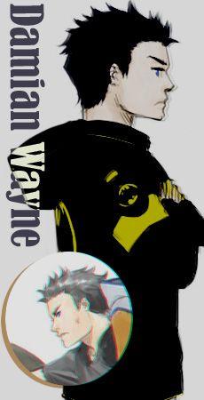 Our Boy Grew Up! Damian Wayne!