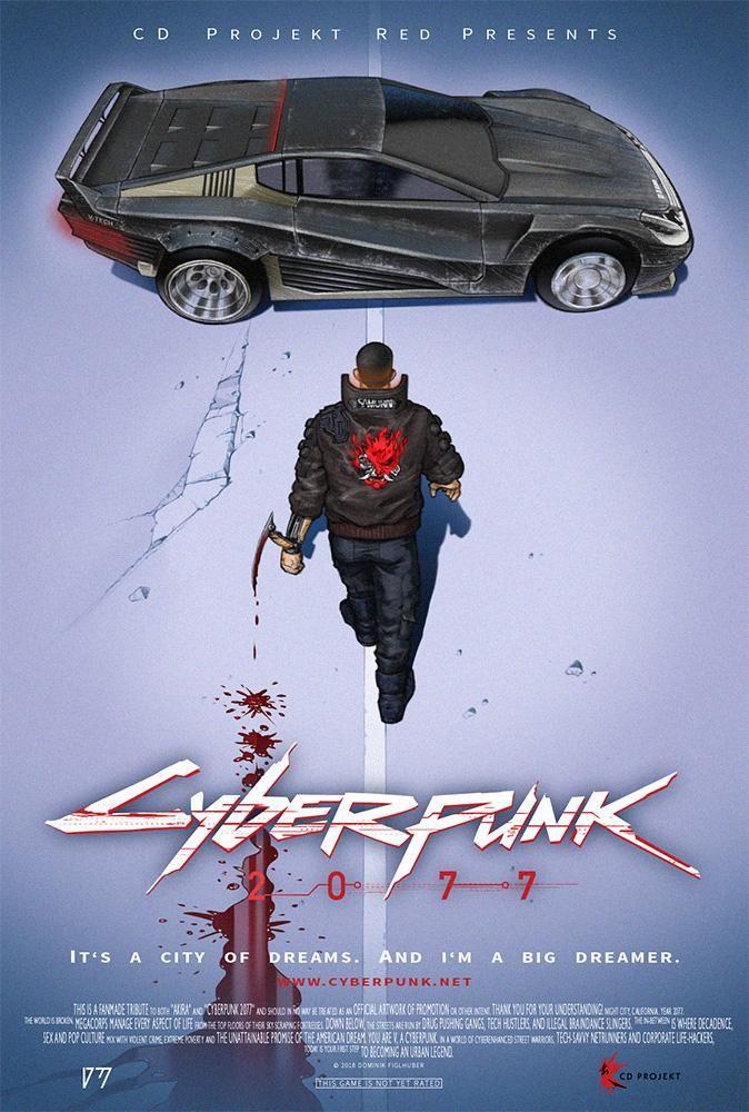 Cyberpunk 2077 // Akira Tribute cyberpunkgame cyberpunk