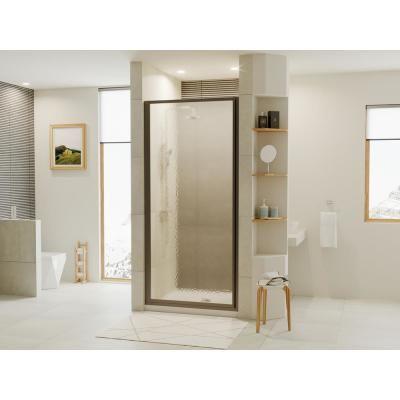 Coastal Shower Doors Legend 31 625 In To 32 625 In X 68 In