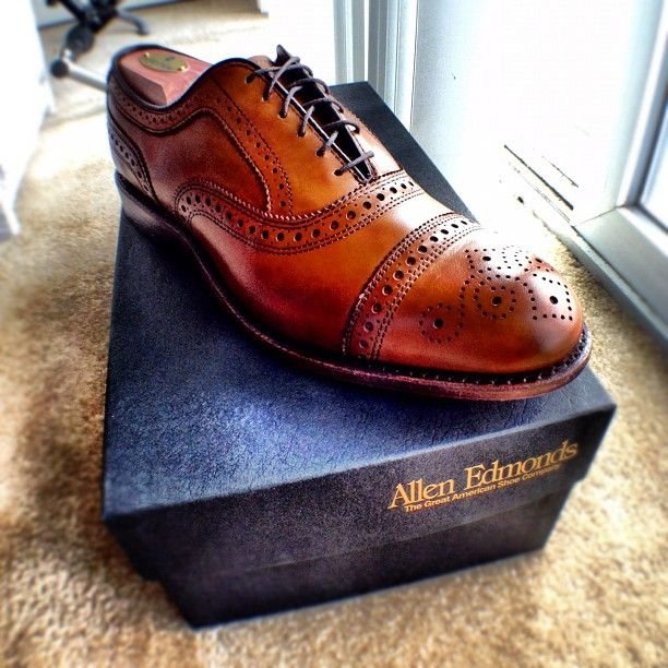 Shoes with cracked or torn leather uppers, and shoes with cracked insoles, or worn through linings usually cannot be Recrafted. If you are unsure if your shoes can be Recrafted, call Allen Edmonds Recrafting Consumer Service or bring them to an Allen Edmonds Company-Owned Retail Store.
