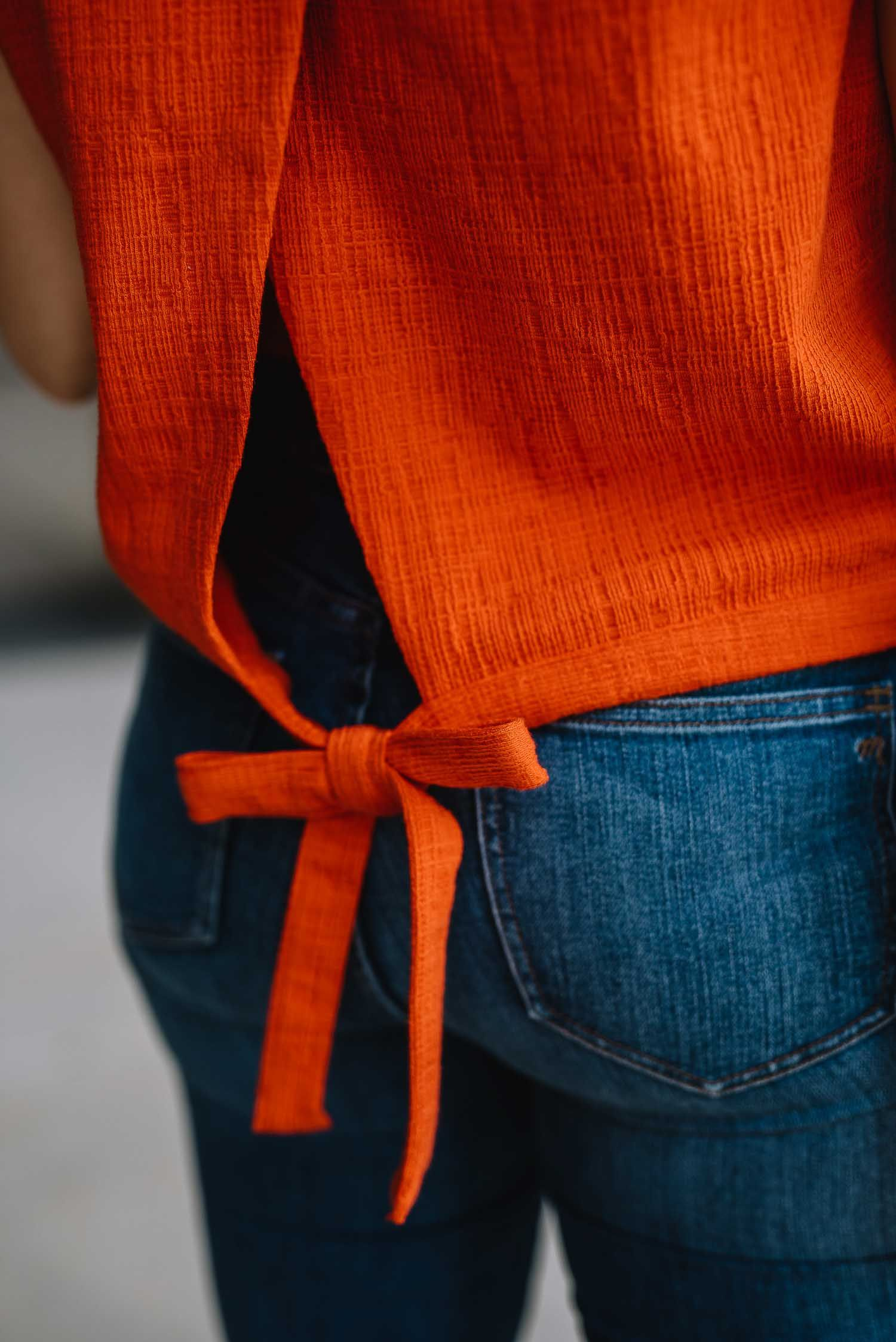 The Bow Back Top That's Making A Come Back | My Style Vita