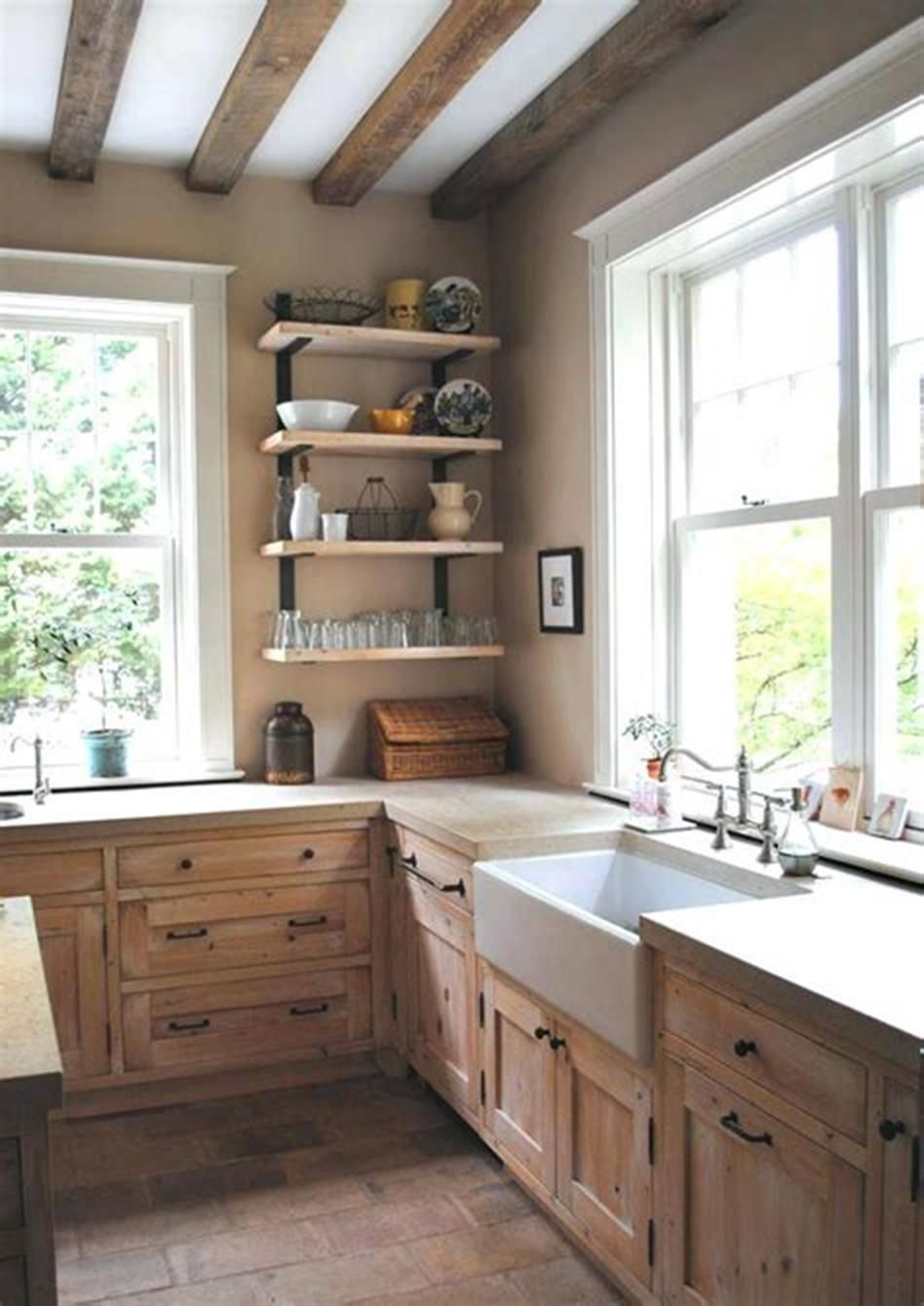 46 most popular kitchen color schemes trends 2019 country kitchen designs rustic kitchen on kitchen ideas colorful id=75341
