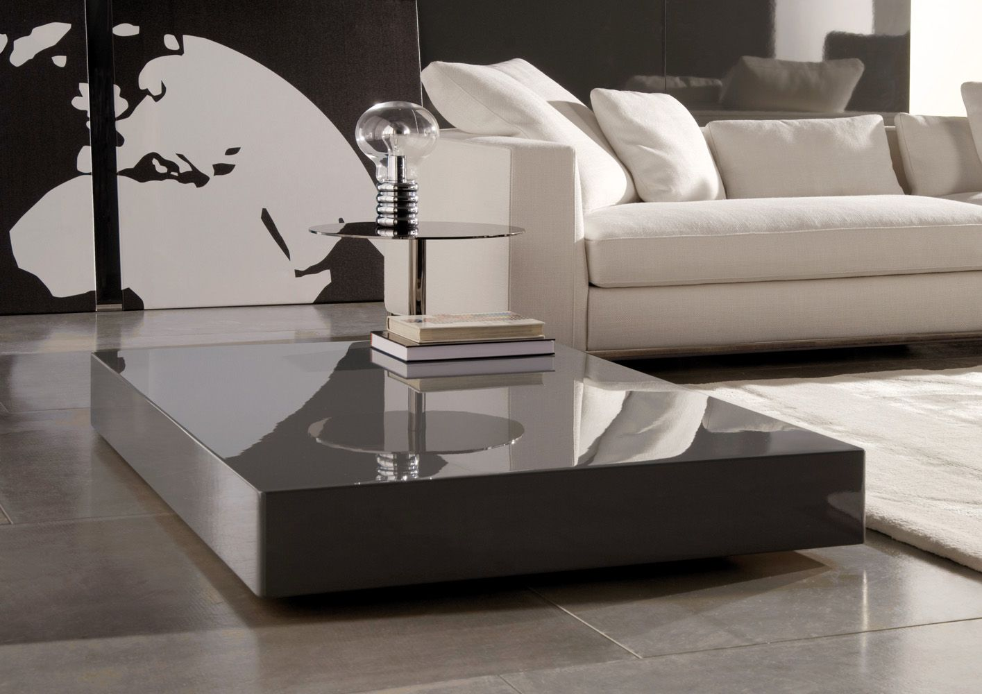 Minotti Couchtisch Albers Coffee Table Designed By Rodolfo Dordoni Switch Modern In