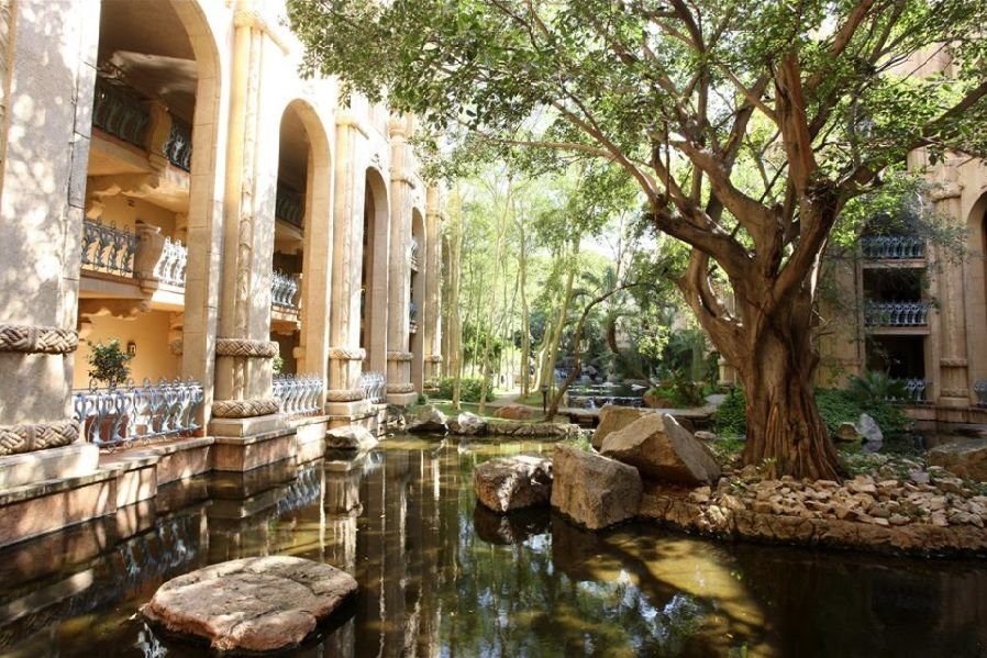 The Palace of the Lost City at Sun City Resort Sun city