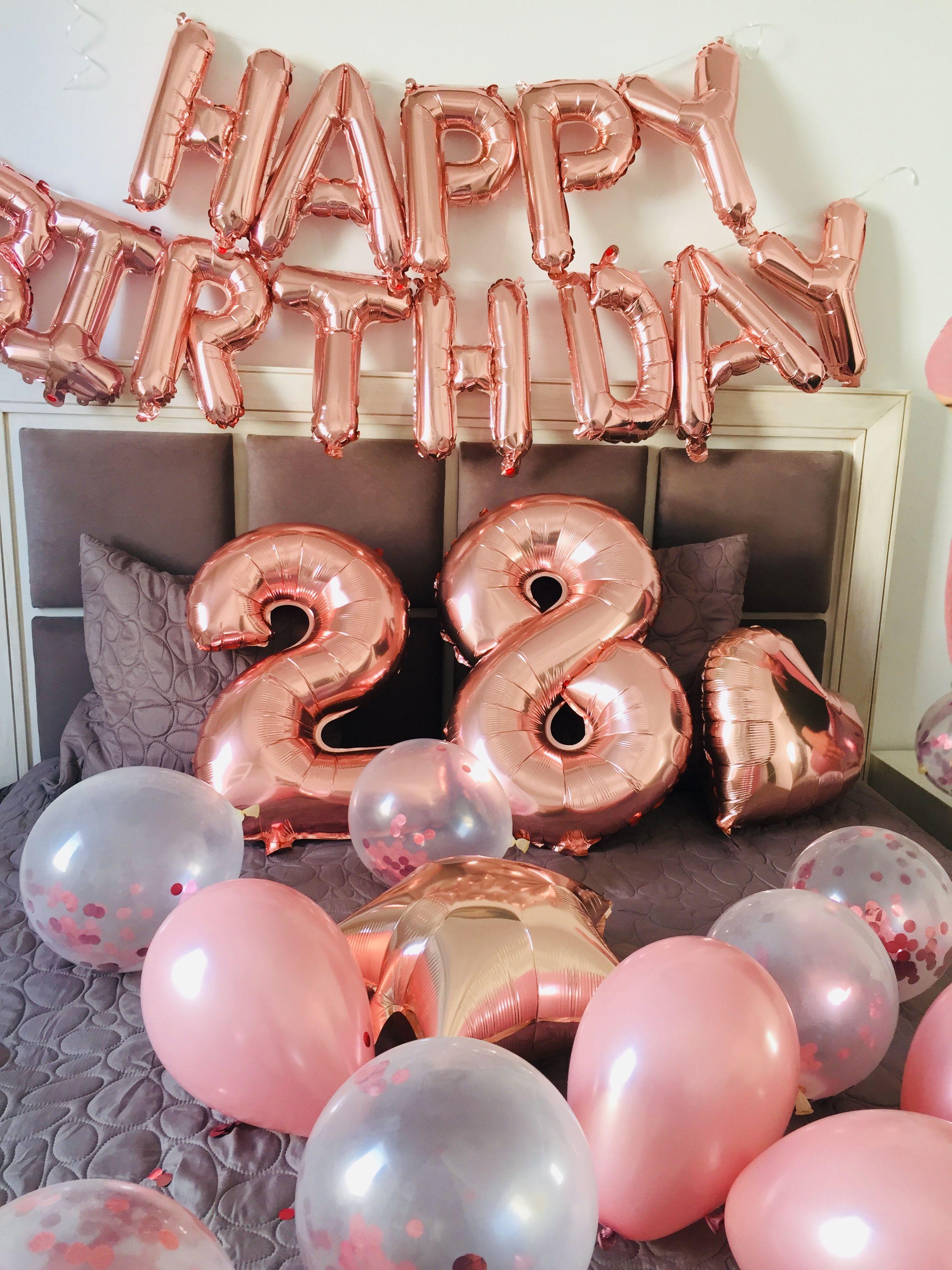 بالونات عيد ميلاد ارقام 23