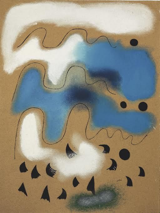 Joan Miro - Birdsong in Autumn