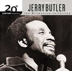 The Best of Jerry Butler - 20th Century Masters / Millennium Collection CD (2000) - Island / Mercury $8.96 on OLDIES.com