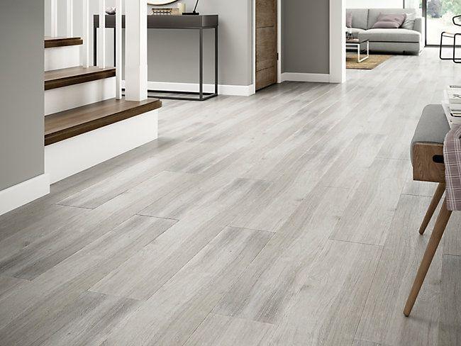 Grey Laminate Flooring, Wickes Arreton Grey Laminate Flooring 1 48m2