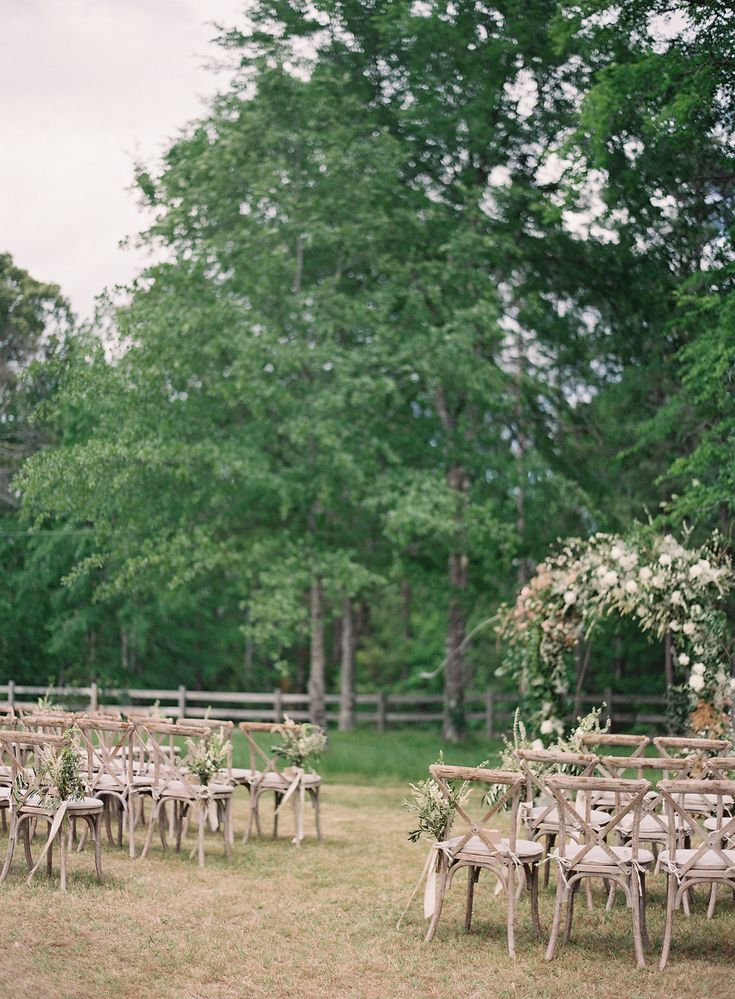 A Perfect Outdoor Wedding At The Family Farm Rustic