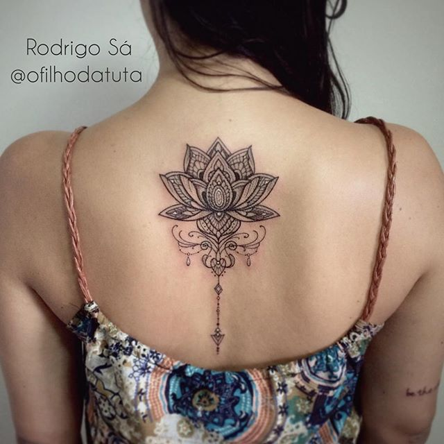 Flor De Loto Tattoo Tatuajes Flor De Loto Tatuajes De Flores Y