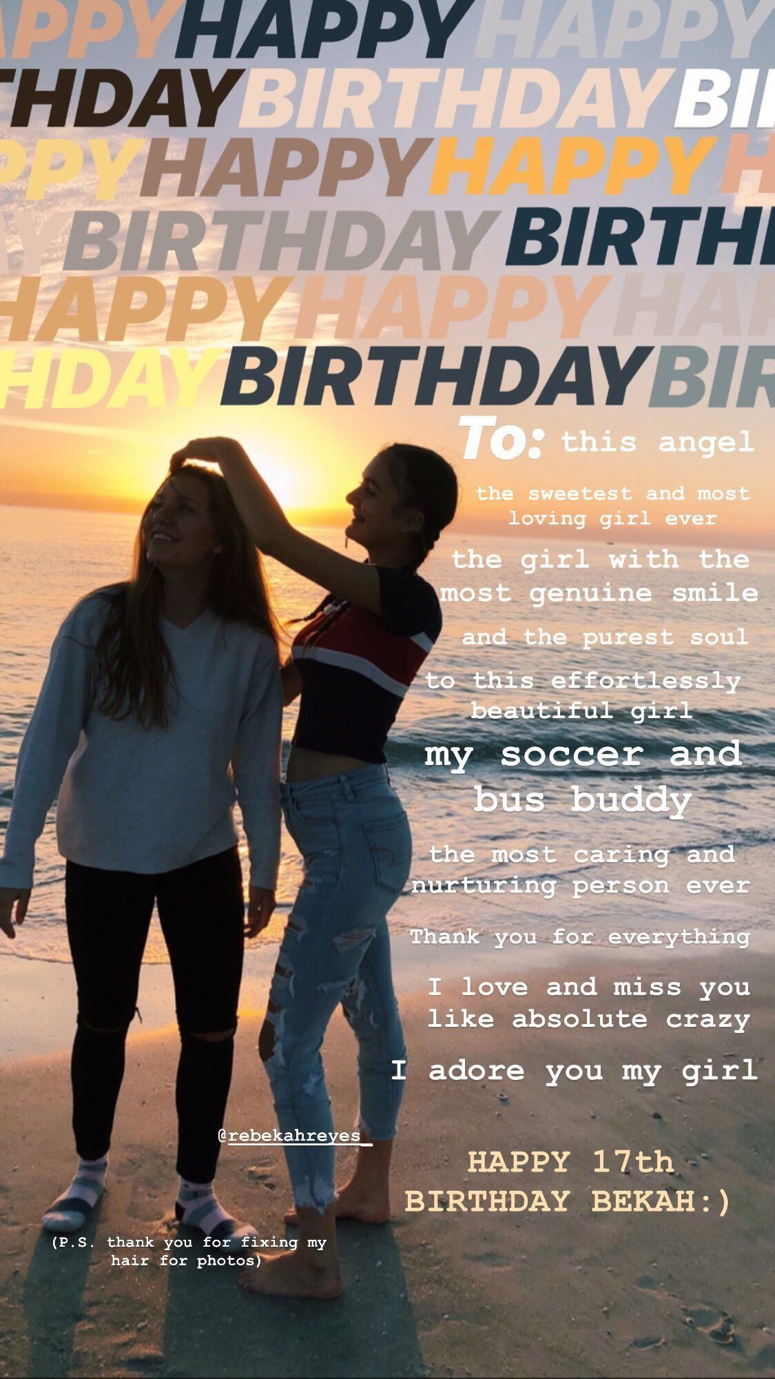 Untitled in 2020 | Friend birthday quotes, Birthday post ...