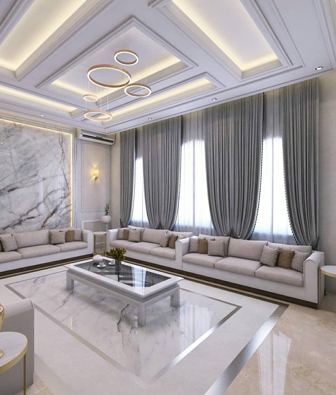 ديكورات البيت السعودي تصميم عصري بلمسات ابداعيه ديكور مجالس رجال باحدث الديكورات Living Room Design Decor Elegant Living Room Decor Living Room Sofa Design