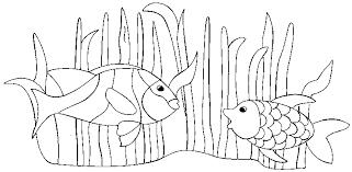 Resultado De Imagen Para Imagenes De Dibujos De Plantas De Mar